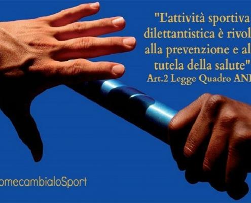 legge quadro sport