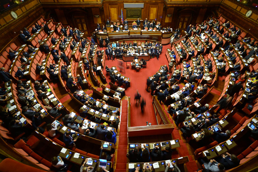 Documento di sintesi legge sullo sport anif eurowellness for Rassegna stampa parlamento