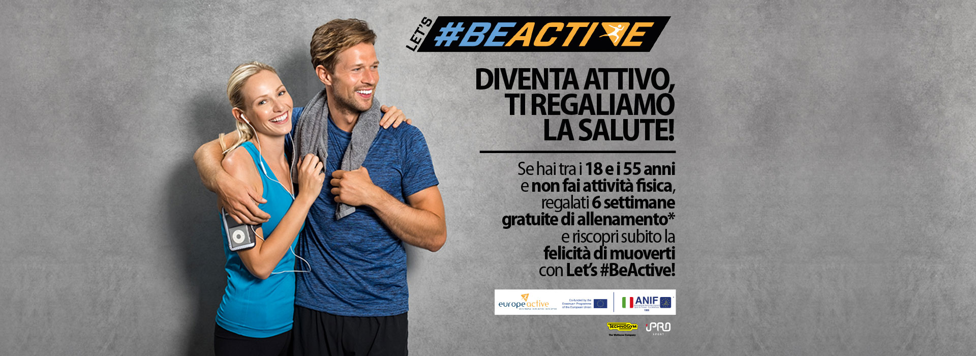 Progetto Let's Be Active