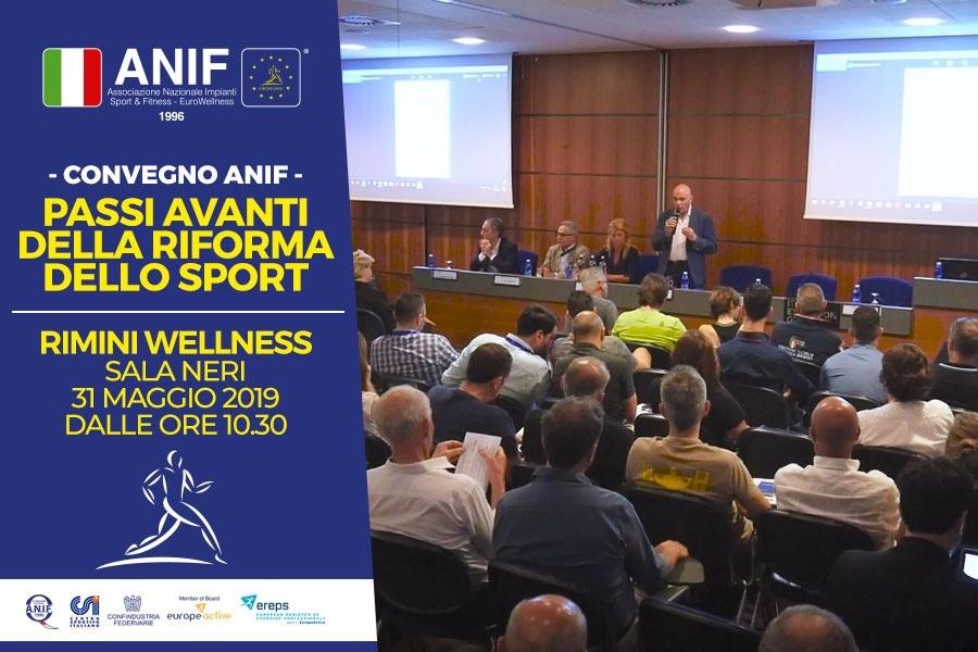 convegno anif rimini wellness 2019