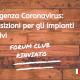 coronavirus forum club