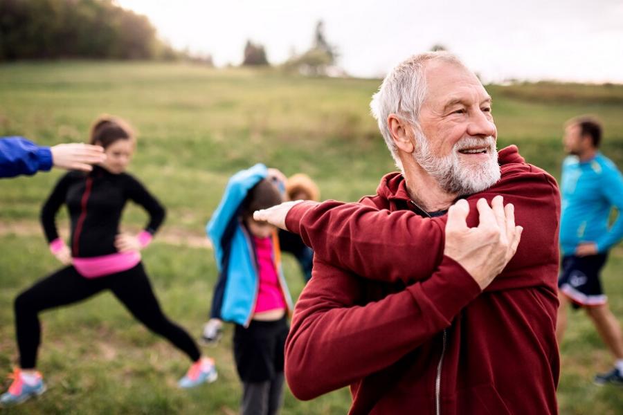 sport per anziani