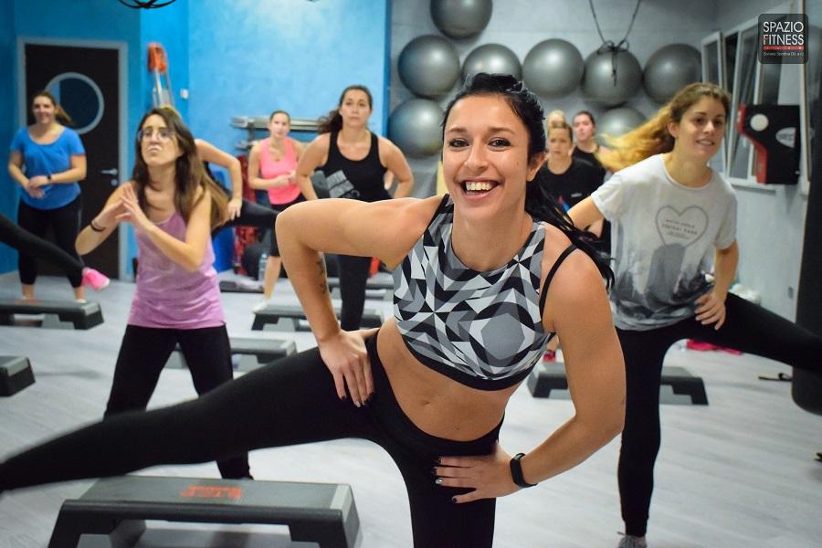 spazio fitness milano