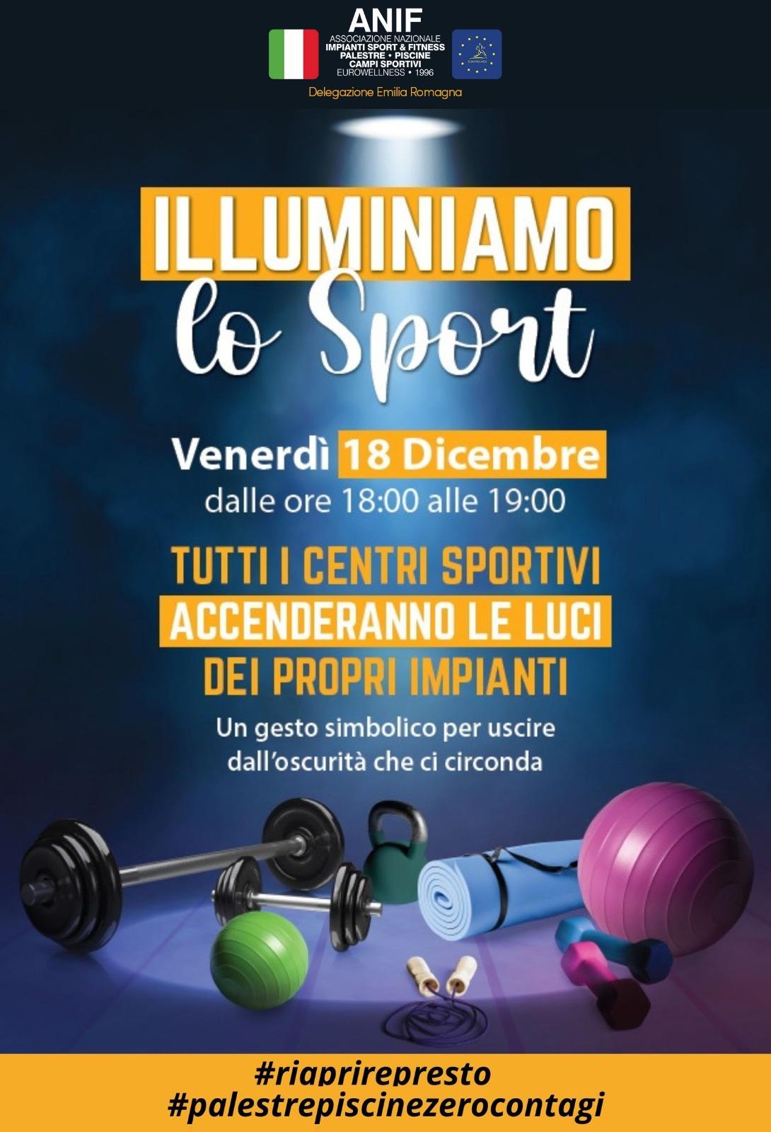 Illuminiamo lo sport